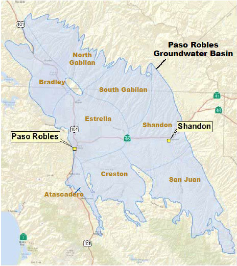 Paso-Robles-Ground-Water-Basin